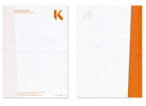 Briefpapier Kijvelanden