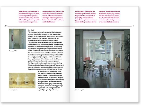 Pagina's uit jubileumboekje