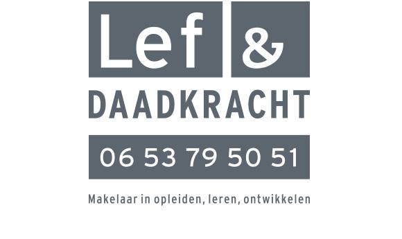 Logo Lef en Daadkracht