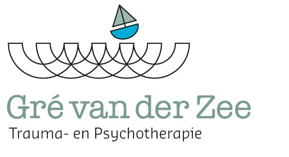 Logo Gré van der Zee, trauma- en psychotherapie