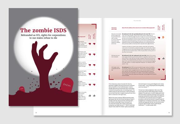 Cover en binnenwerk publicatie