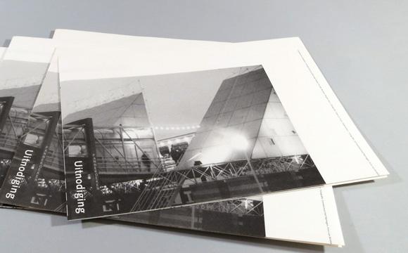 Uitnodiging 'Architectuur in Nijmegen'